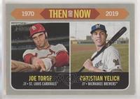 Joe Torre, Christian Yelich