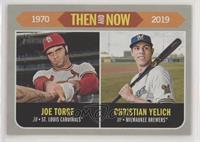 Joe Torre, Christian Yelich