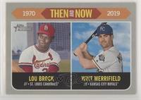 Lou Brock, Whit Merrifield