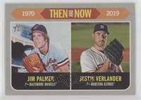Jim Palmer, Justin Verlander