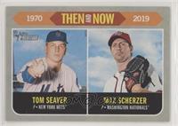 Tom Seaver, Max Scherzer