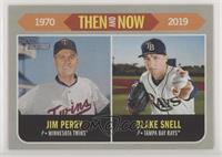 Blake Snell, Jim Perry