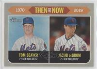 Tom Seaver, Jacob deGrom