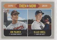 Blake Snell, Jim Palmer