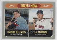 Harmon Killebrew, J.D. Martinez
