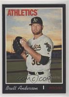 Brett Anderson #/50