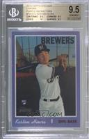 Keston Hiura [BGS 9.5 GEM MINT]