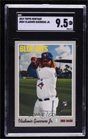 Vladimir Guerrero Jr. (Batting Pose) [SGC 9.5 Mint+]