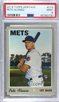 Pete Alonso (Batting Pose) [PSA 9 MINT]