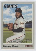 SP - Johnny Cueto