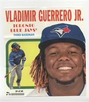 Vladimir Guerrero Jr. #/70
