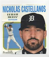 Nicholas Castellanos [PoortoFair] #/70