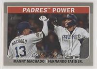 Fernando Tatis Jr., Manny Machado