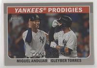Gleyber Torres, Miguel Andujar