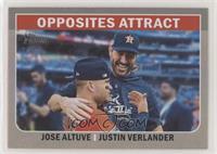 Justin Verlander, Jose Altuve