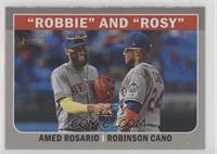 Robinson Cano, Amed Rosario