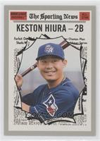 Sporting News All-Stars - Keston Hiura