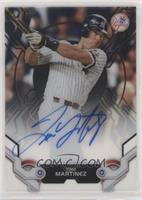 Tino Martinez [EX to NM] #/50