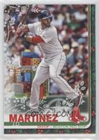 SP Variation - J.D. Martinez (Presents in Background)