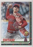 SP Variation - Shohei Ohtani (Stocking Under Left Arm)