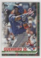 SP Variation - Vladimir Guerrero Jr. (Candy Cane Bat)