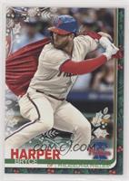 SP Variation - Bryce Harper (Bag Over Shoulder)