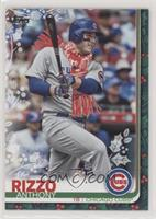 SP Variation - Anthony Rizzo (Wearing Scarf)
