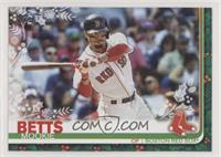 Super Rare Variation - Mookie Betts (Black Belt)