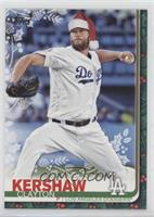 SP Variation - Clayton Kershaw (Santa Hat)