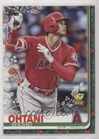 Rare Variation - Shohei Ohtani (Candy Canes in Back Pocket)