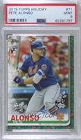 Pete Alonso [PSA 9 MINT]