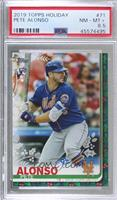 Pete Alonso [PSA 8.5 NM‑MT+]