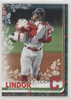 SP Variation - Francisco Lindor (Carrying Presents)