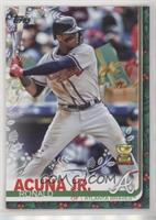Rare Variation - Ronald Acuna Jr. (Presents in Background)