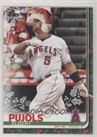 SP Variation - Albert Pujols (Santa Hat)