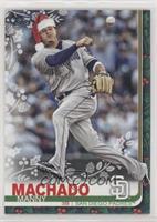 SP Variation - Manny Machado (Santa Hat)
