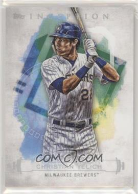2019 Topps Inception - [Base] #21 - Christian Yelich
