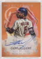 Nick Williams #/50