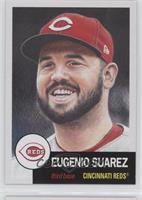 Eugenio Suarez #/3,766