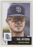Wil Myers #/3,239