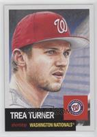 Trea Turner #/3,402