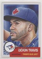 Devon Travis #/3,205