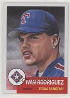 Ivan Rodriguez #/3,177