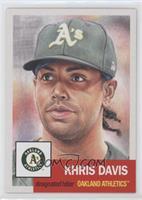 Khris Davis #/2,976