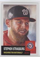 Stephen Strasburg #/3,084