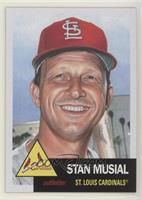 Stan Musial #/4,575