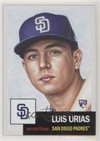 Luis Urias #/3,313