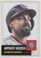 Anthony Rendon #/2,899