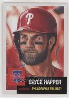 Bryce Harper #/8,233
