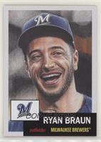 Ryan Braun #/3,056